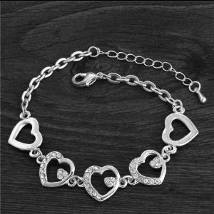 Bracelet cœur.